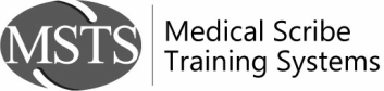 Medical Scribe Training Systems